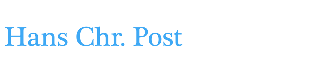 Hans Christian Post